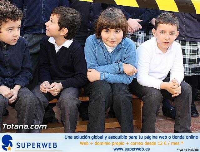 Procesión infantil Colegio la Milagrosa - Semana Santa 2013 - 37