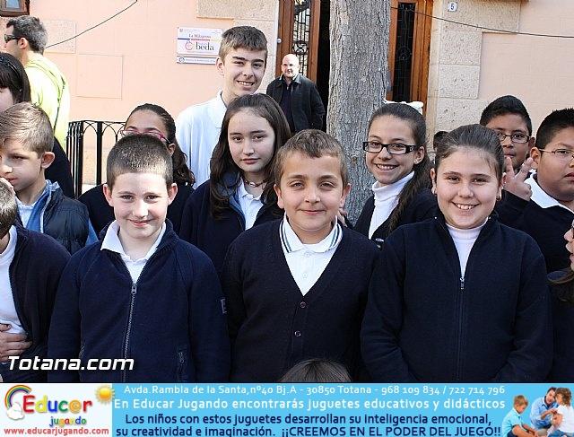 Procesión infantil Colegio la Milagrosa - Semana Santa 2013 - 38