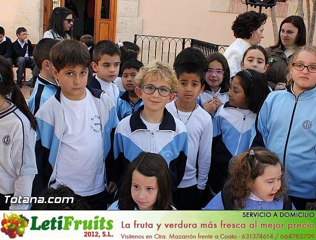Procesión infantil Colegio la Milagrosa - Semana Santa 2013 - 40