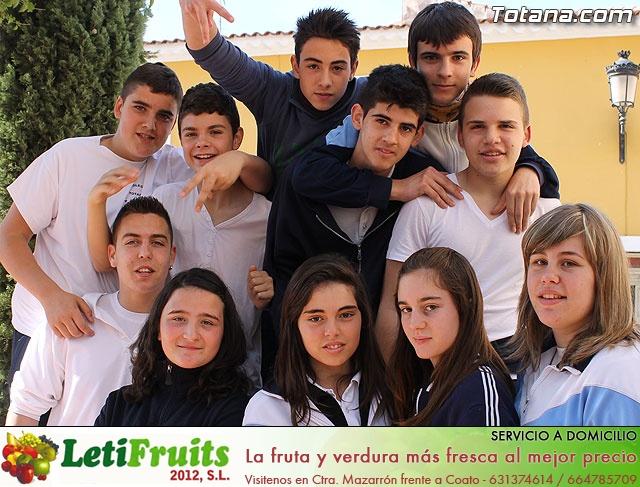 Procesión infantil Colegio la Milagrosa - Semana Santa 2013 - 225