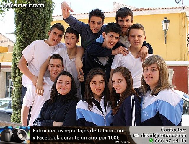 Procesión infantil Colegio la Milagrosa - Semana Santa 2013 - 226
