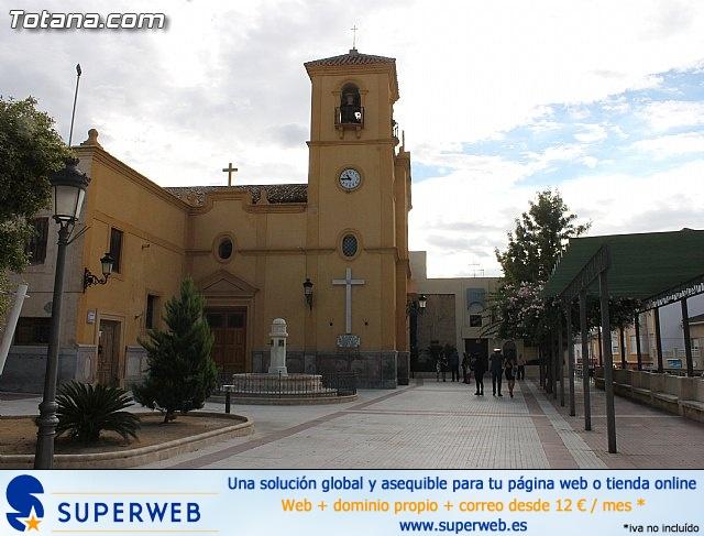 La Guardia Civil celebró la festividad de su patrona la Virgen del Pilar - Totana 2012 - 1