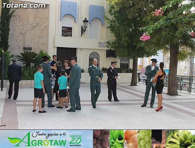 La Guardia Civil celebró la festividad de su patrona la Virgen del Pilar - Totana 2012 - 3