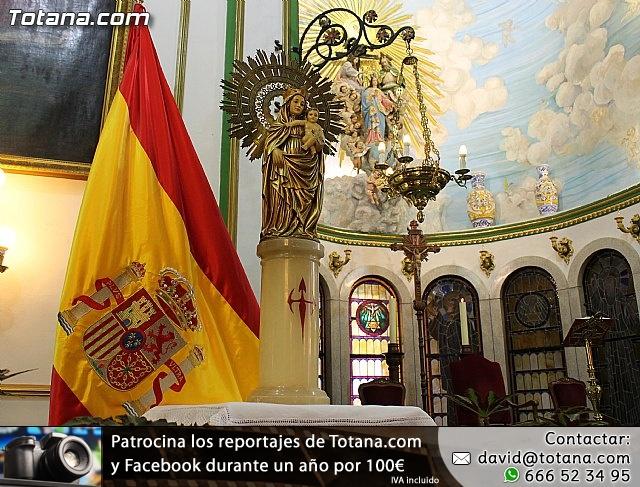 La Guardia Civil celebró la festividad de su patrona la Virgen del Pilar - Totana 2012 - 4