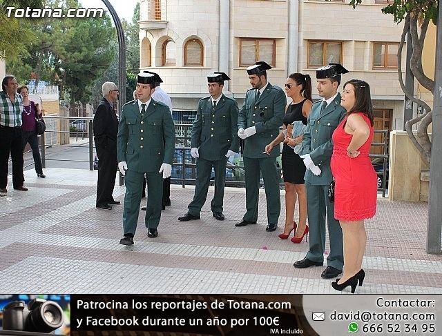 La Guardia Civil celebró la festividad de su patrona la Virgen del Pilar - Totana 2012 - 5