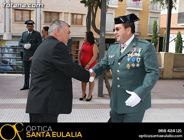 La Guardia Civil celebró la festividad de su patrona la Virgen del Pilar - Totana 2012 - 7