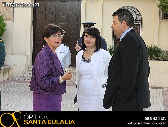 La Guardia Civil celebró la festividad de su patrona la Virgen del Pilar - Totana 2012 - 8