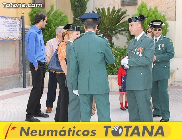 La Guardia Civil celebró la festividad de su patrona la Virgen del Pilar - Totana 2012 - 10