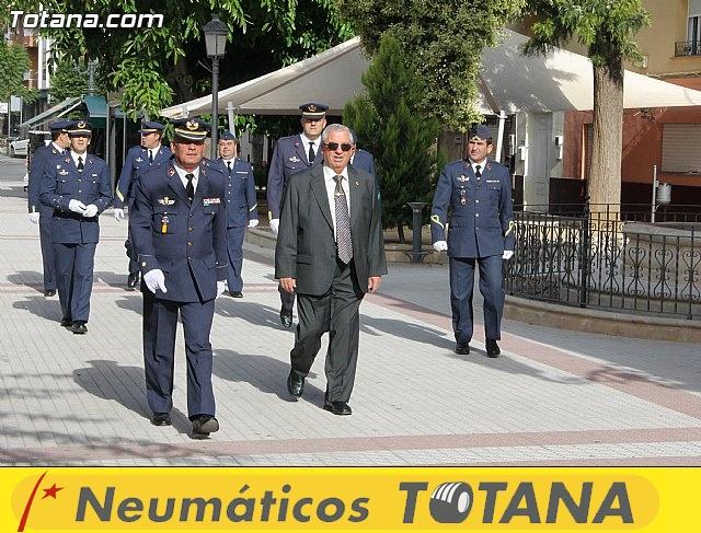 La Guardia Civil celebró la festividad de su patrona la Virgen del Pilar - Totana 2012 - 14