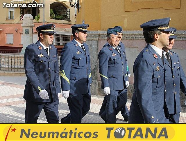 La Guardia Civil celebró la festividad de su patrona la Virgen del Pilar - Totana 2012 - 16