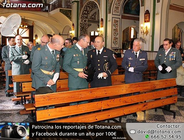 La Guardia Civil celebró la festividad de su patrona la Virgen del Pilar - Totana 2012 - 18