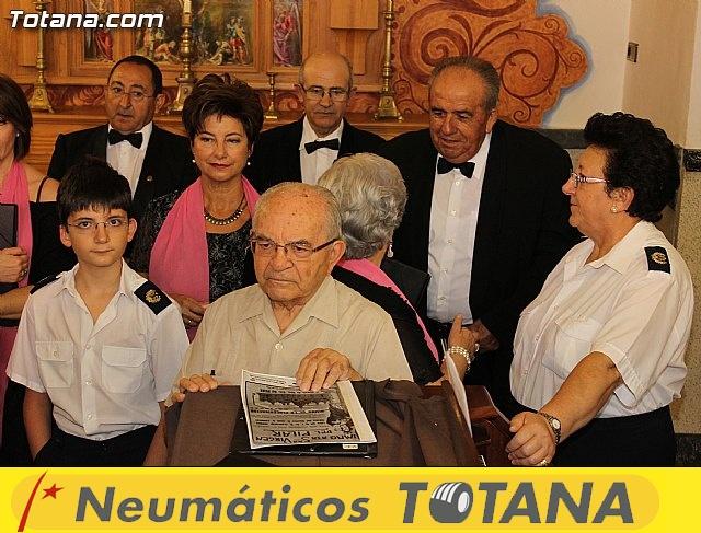 La Guardia Civil celebró la festividad de su patrona la Virgen del Pilar - Totana 2012 - 21