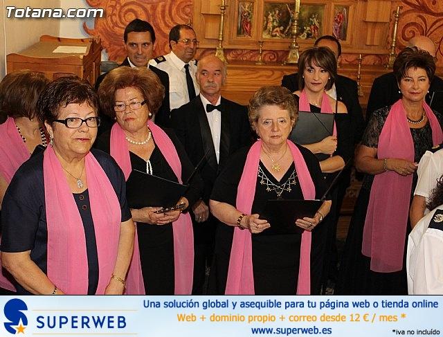 La Guardia Civil celebró la festividad de su patrona la Virgen del Pilar - Totana 2012 - 22