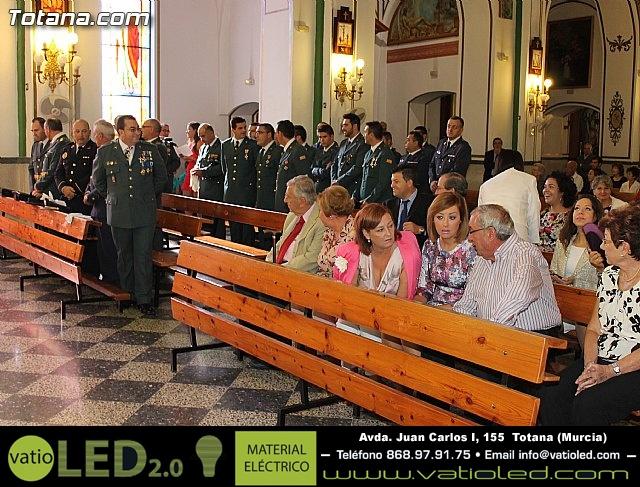 La Guardia Civil celebró la festividad de su patrona la Virgen del Pilar - Totana 2012 - 25