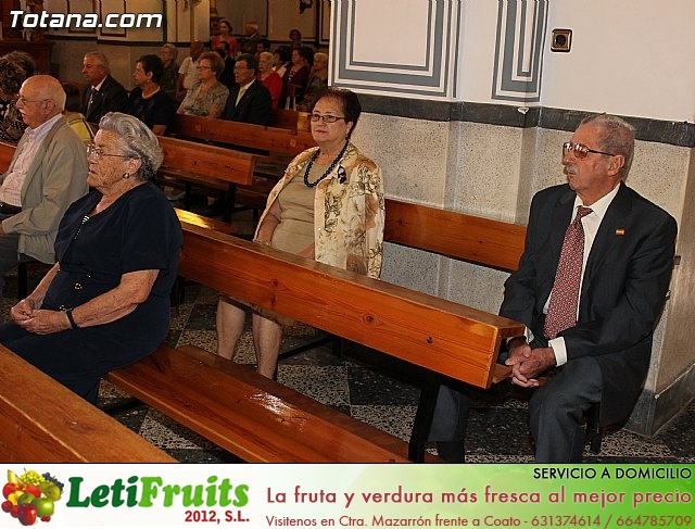 La Guardia Civil celebró la festividad de su patrona la Virgen del Pilar - Totana 2012 - 27