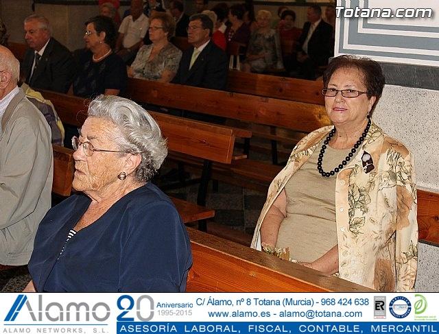 La Guardia Civil celebró la festividad de su patrona la Virgen del Pilar - Totana 2012 - 28