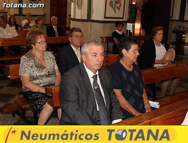 La Guardia Civil celebró la festividad de su patrona la Virgen del Pilar - Totana 2012 - 32