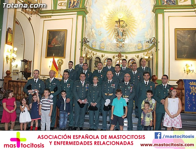 La Guardia Civil celebró la festividad de su patrona la Virgen del Pilar - Totana 2012 - 101