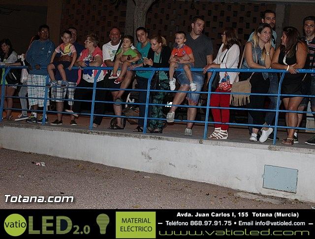 Subida a La Santa - Tramo espectáculo y presentación de pilotos totaneros - 5