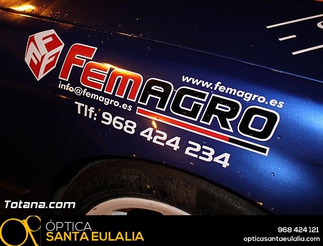 Subida a La Santa - Tramo espectáculo y presentación de pilotos totaneros - 19