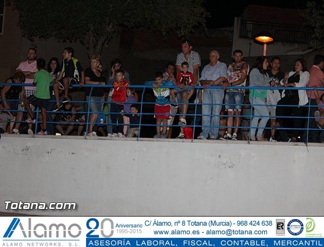 Subida a La Santa - Tramo espectáculo y presentación de pilotos totaneros - 23