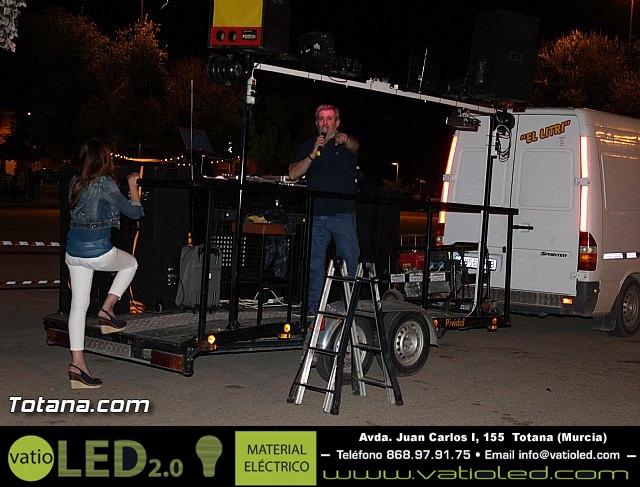 Subida a La Santa - Tramo espectáculo y presentación de pilotos totaneros - 31