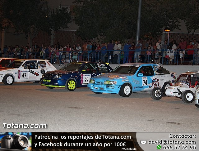 Subida a La Santa - Tramo espectáculo y presentación de pilotos totaneros - 33