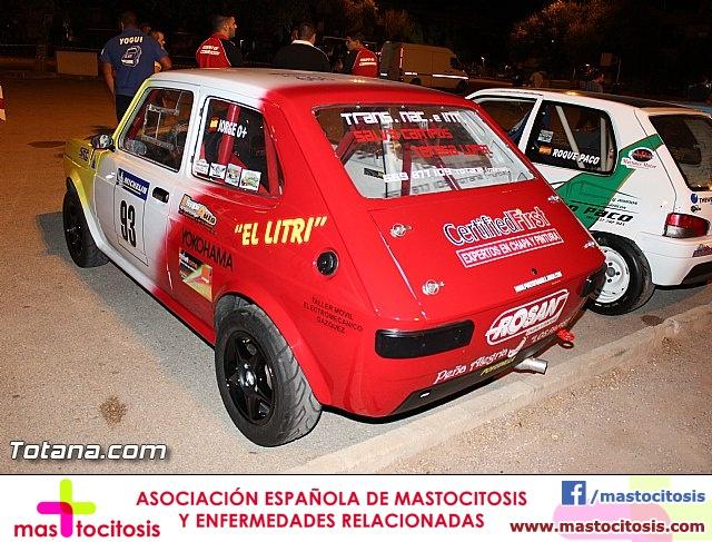 Subida a La Santa - Tramo espectáculo y presentación de pilotos totaneros - 35