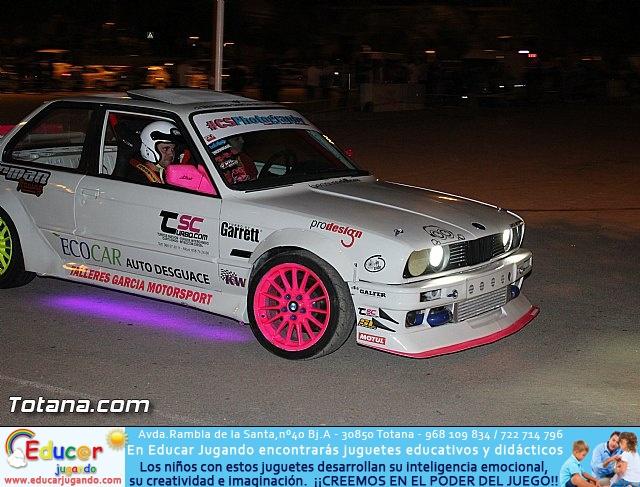 Subida a La Santa - Tramo espectáculo y presentación de pilotos totaneros - 202