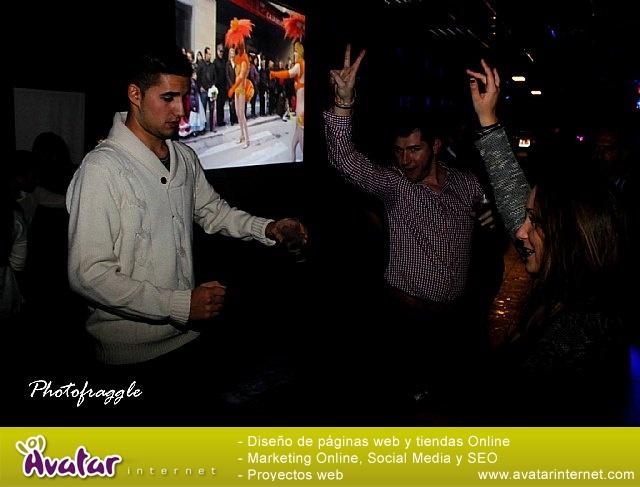 La Peña El Pistonazo y el Grupo Miras organizaron el Carnival Group Party - 4