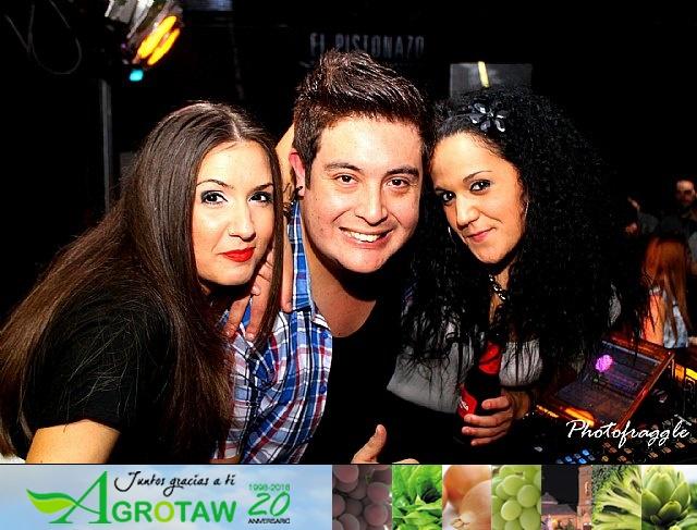 La Peña El Pistonazo y el Grupo Miras organizaron el Carnival Group Party - 5