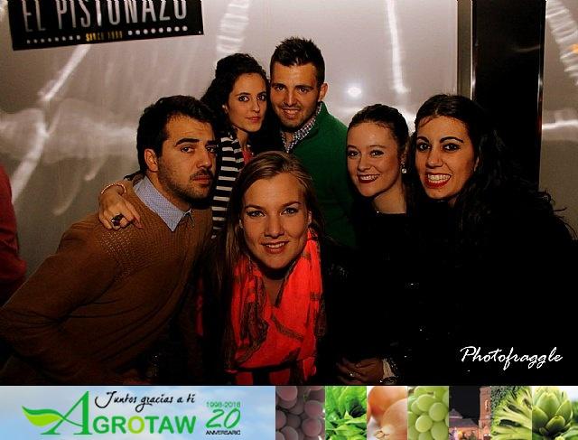 La Peña El Pistonazo y el Grupo Miras organizaron el Carnival Group Party - 9