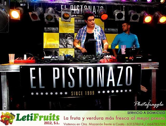 La Peña El Pistonazo y el Grupo Miras organizaron el Carnival Group Party - 22