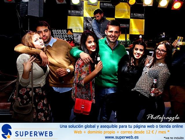 La Peña El Pistonazo y el Grupo Miras organizaron el Carnival Group Party - 30