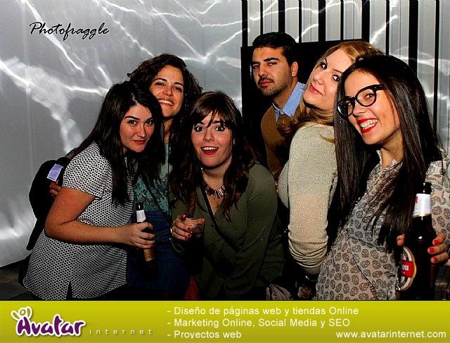 La Peña El Pistonazo y el Grupo Miras organizaron el Carnival Group Party - 37