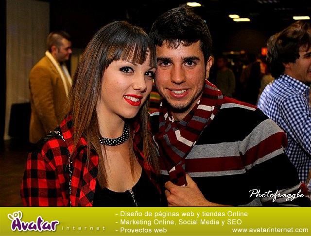 La Peña El Pistonazo y el Grupo Miras organizaron el Carnival Group Party - 61