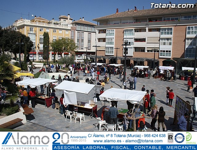 Plaza Solidaria. Encuentro de asociaciones - 4