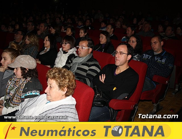 Pregón Carnavales de Totana 2012 - 14