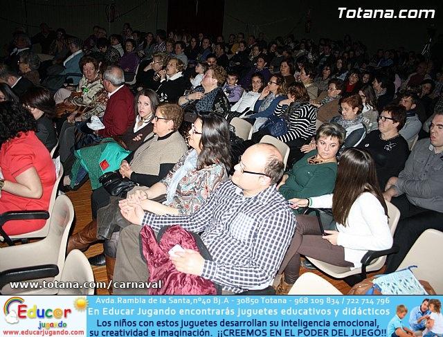 Pregón Carnaval Totana 2014 - 2