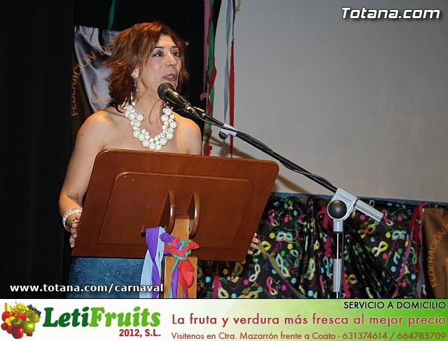 Pregón Carnaval Totana 2014 - 6