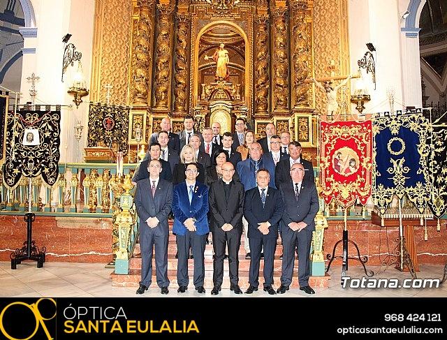 Pregón Semana Santa de Totana 2017 - Juan Carrión Tudela - 1