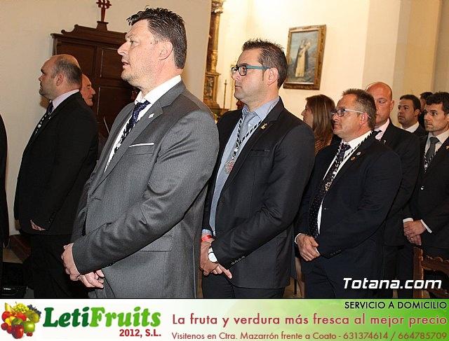 Pregón Semana Santa de Totana 2017 - Juan Carrión Tudela - 16