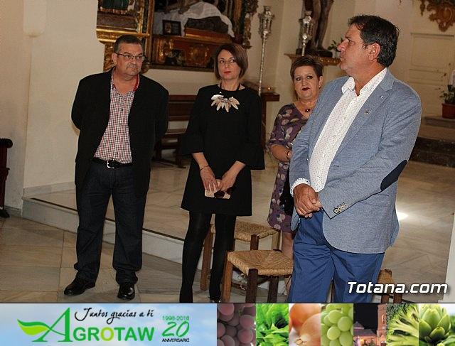 Pregón Semana Santa de Totana 2017 - Juan Carrión Tudela - 23
