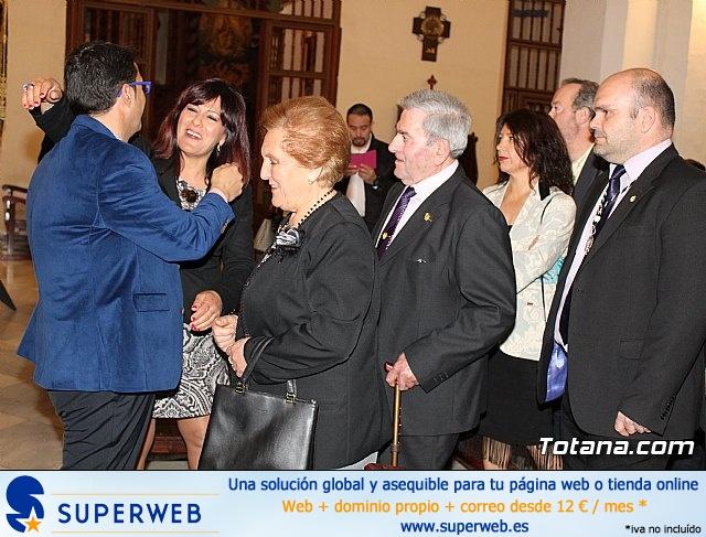 Pregón Semana Santa de Totana 2017 - Juan Carrión Tudela - 217