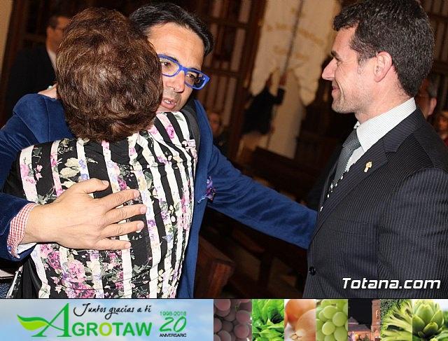 Pregón Semana Santa de Totana 2017 - Juan Carrión Tudela - 227