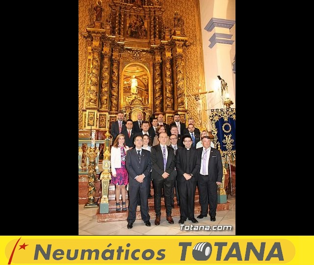 Pregón de la Semana Santa de Totana 2018 a cargo de Juan Francisco Otálora - 1