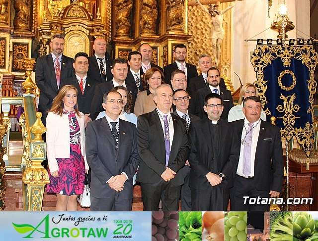 Pregón de la Semana Santa de Totana 2018 a cargo de Juan Francisco Otálora - 2