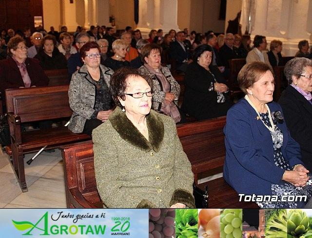 Pregón de la Semana Santa de Totana 2018 a cargo de Juan Francisco Otálora - 16