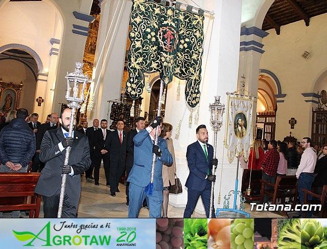 Pregón de la Semana Santa de Totana 2018 a cargo de Juan Francisco Otálora - 21