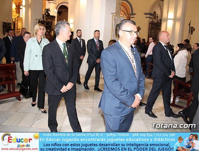 Pregón de la Semana Santa de Totana 2018 a cargo de Juan Francisco Otálora - 25
